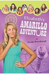 Elizabeth's Amarillo Adventure (Camp Club Girls Book 7) Kindle Edition