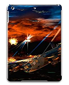 iPad Air Case,iPad Air Cases - Sky War Custom Design iPad Air Case Cover - Polycarbonate