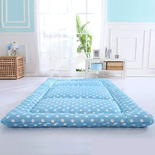 Wanggang Ultra Soft Traditional Japanese Tatami Floor Mattresses Futon Mat Collapsible Tatami Mat Floor Mattress Sofa Bed 7cm Thick by Wanggang