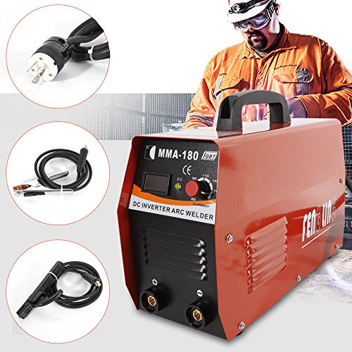 TFCFL Handheld MMA Electric Welder 20-180A Inverter ARC Welding Machine Tool 10/220V from TFCFL