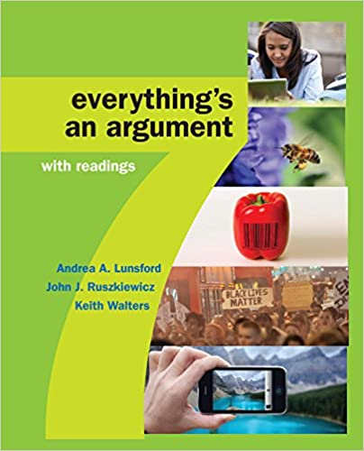everythings an argument 7th edition pdf free download