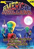 Maniac Martians Marooned in Massachusetts (American Chillers, #35)