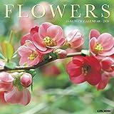 Flowers 2020 Wall Calendar