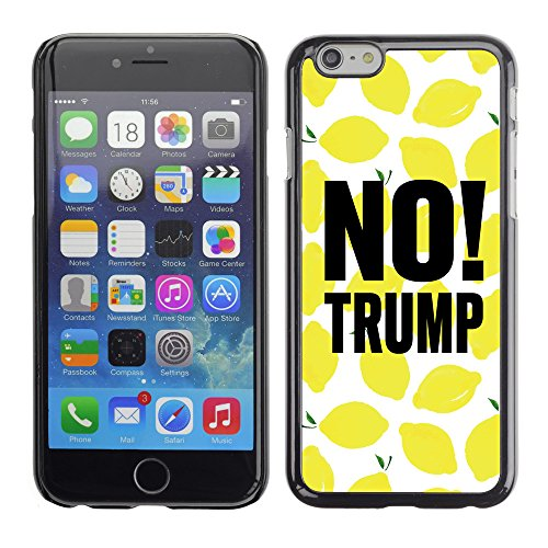 Print Motif Coque de protection Case Cover // Q04100523 Aucun trump citron // Apple iPhone 7
