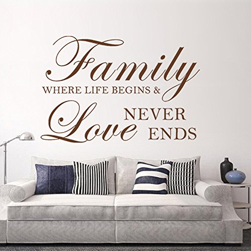MairGwall Saying Family Family Bedroom product image