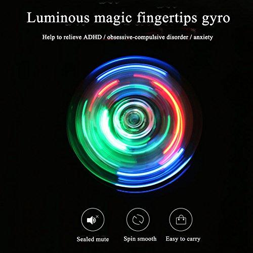 Luminous magic fingertips Gyro