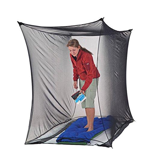 Sea to Summit Mosquito Box Net Shelters Mesh Single Single (Box Mosquito Net)