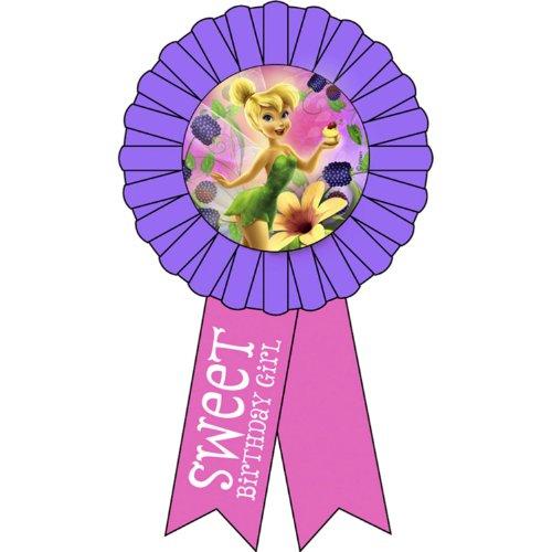 Tink Sweet Treats Birthday Ribbon (Halloween Costume Award Ideas)