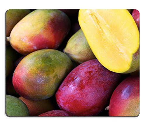 msd-natural-rubber-mousepad-fresh-colorful-tropical-mangoes-on-display-at-outdoor-farmers-market-in-