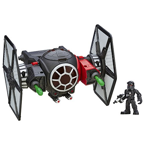 Star Wars Playskool Heroes Galactic Heroes First Order Special Forces TIE Fighter