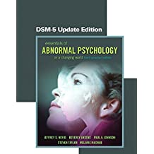 Essentials of Abnormal Psychology, Third Canadian Edition, DSM-5 Update Edition Plus MySearchLab with Pearson eText -- Access Card Package (3rd Edition)