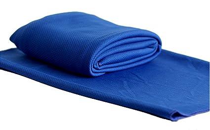 tellm 33 * 88 cm fría (verano hielo toalla Deportes toalla de toallitas niños antipirético