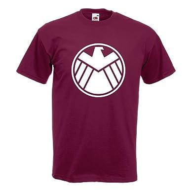 KIWISTAR - Agents of S.H.I.E.L.D. T-Shirt in 15 verschiedenen Farben - Herren  Funshirt bedruckt