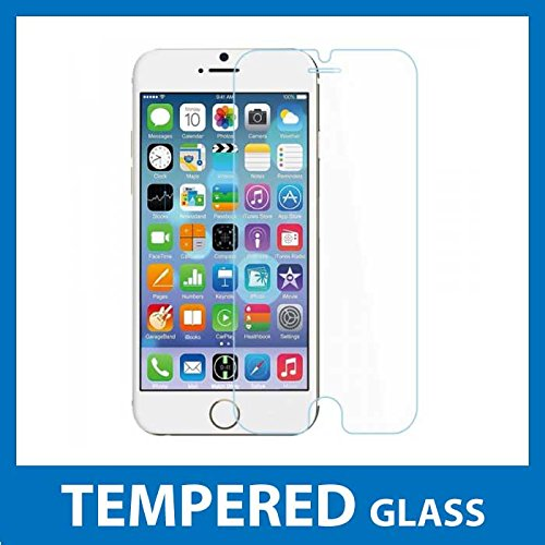 iPhone 6 PLUS Hartglas UNSICHTBARES Schutzglas VORDERSEITE Displayschutz Schild Splitterfest Schutz Exklusiv von ACE CASE