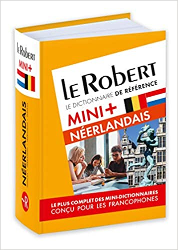 Amazon Fr Dictionnaire Le Robert Mini Plus Neerlandais