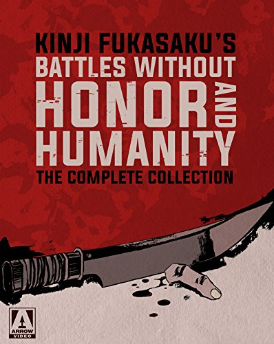Battles Without Honor and Humanity: The Complete Collection (13-Disc Limited Edition Box Set) [Blu-ray + DVD] by Arrow Video