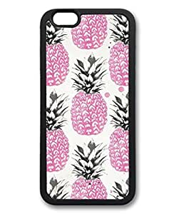 iPhone 6 Case, iCustomonline Pineapple Back Case Cover for iPhone 6 (4.7 inch) Kimberly Kurzendoerfer
