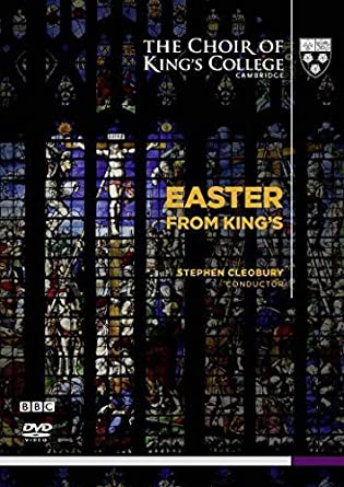 Easter from kings the choir of kings college cambridgestephen easter from kings the choir of kings college cambridgestephen cleobury ntsc publicscrutiny Image collections