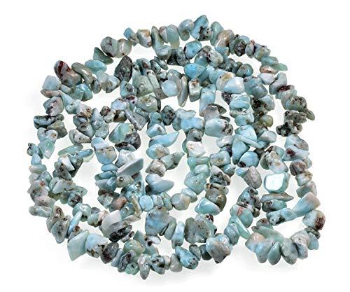 AD Beads Natural Chips Nuggets 5-10mm Freeform Tumbled Irregular Gemstone Beads 34