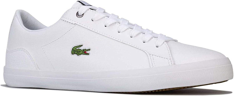 Lacoste Lerond 418 - Zapatillas deportivas para hombre, color blanco