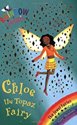 Chloe the Topaz Fairy (Rainbow Magic)