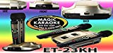 NEW 2017 MODEL ET23KH 5145 MIX TAGALOG ENGLISH SONGS MAGIC SING KARAOKE MIC