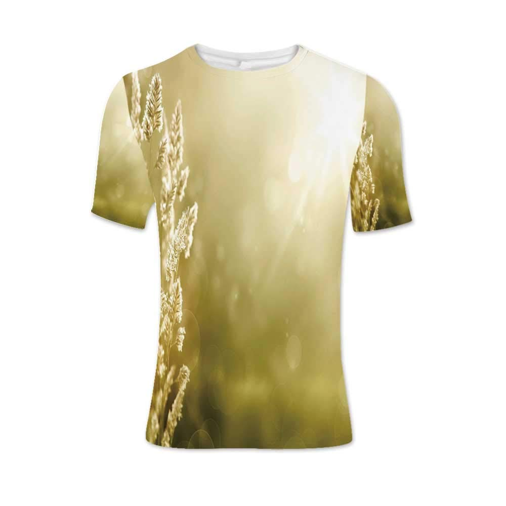 Tiger Fashionable T Shirt,for Men,S