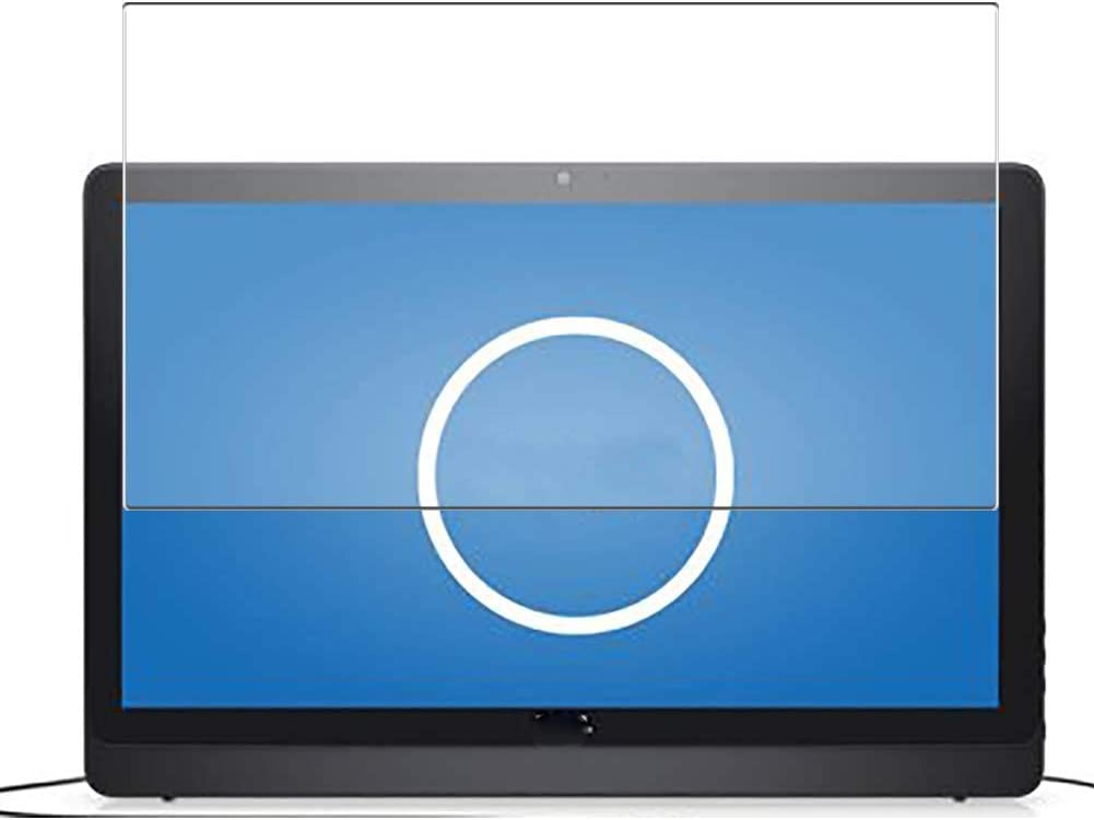 Puccy Privacy Screen Protector Film, Compatible with Dell Inspiron 22 3000 (3263 AIO) AIO All in One 21.5