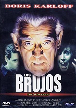 Los Brujos [DVD]: Amazon.es: Boris Karloff, Elizabeth Ercy ...