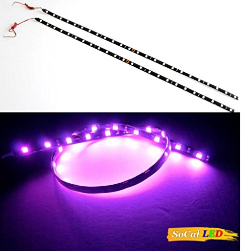 Purple Led Tape Lighting - 3