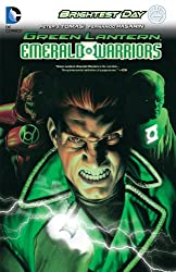 Green Lantern Emerald Warriors 1