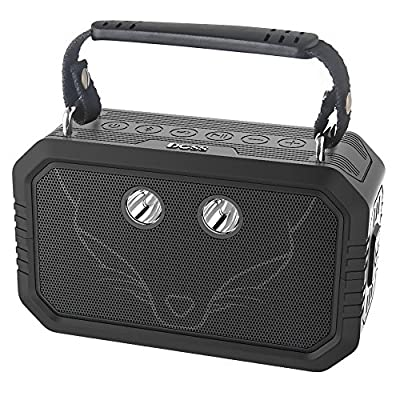 DOSS Traveler Waterproof Portable Bluetooth Speakers by Wonders Tech
