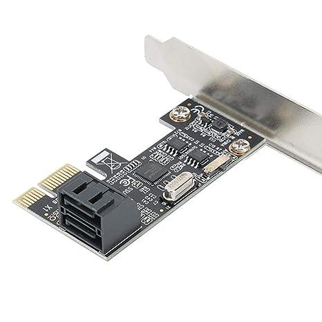 Tarjeta de expansión PCI-E a SATA3.0, AHCI/IDE/Modos de Disco de ...