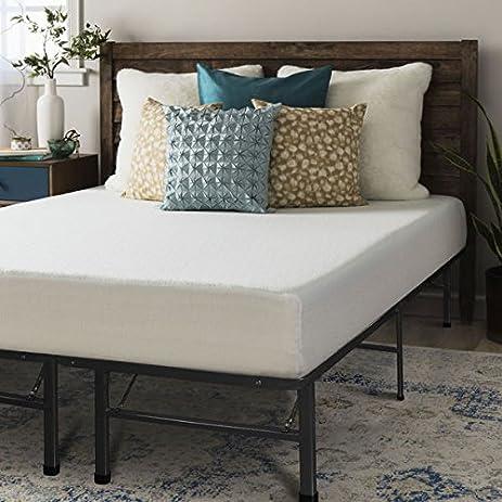 Amazoncom Crown Comfort 8inch Kingsize Memory Foam Mattress