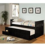 Coaster-Fine-Furniture-Mission-Style-Day-Bed-with-Trundle
