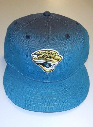 喜びアクション限りなくJacksonville Jaguars Structured Fittedリーボック帽子サイズ7 5 / 8 – tr87 m