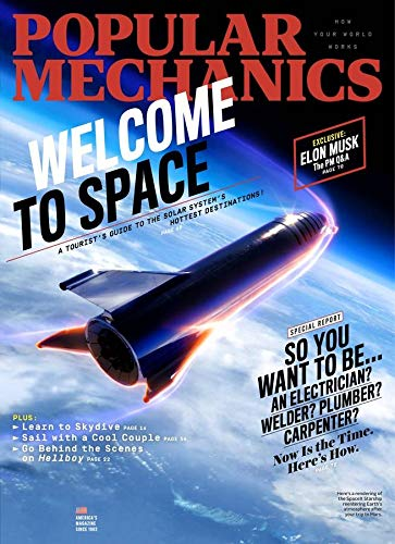 magazines like popular mechanics