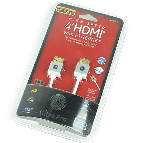 GE Ultra Pro HDMI Cable