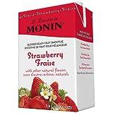 Monin Inc. Smoothie Mixes Monin Strawberry Fruit Smoothie Mix