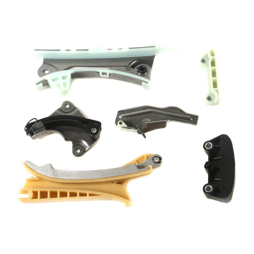 MOCA Timing Chain Kit for 1997-2010 Ford Explorer /& 01-08 Mazda B4000 /& 98-10 Mercury Mountaineer 4.0L SOHC V6 12V E K Vin