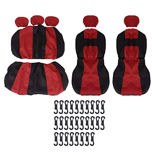 HoganeyVan 5 Seats Car Tear Resistence Breathable: Amazon.co.uk: Electronics