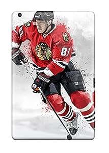 Belva R. Fredette's Shop hockey nhl chicago blackhawks marian hossa h NHL Sports & Colleges fashionable iPad Mini 3 cases