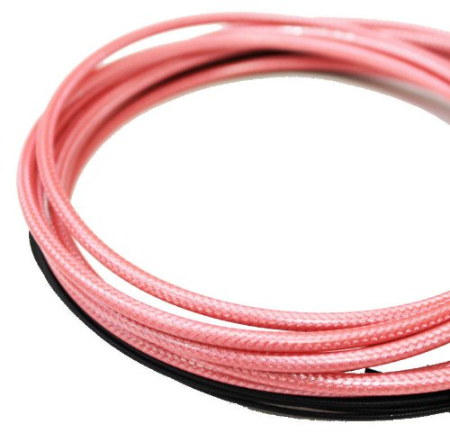 Jagwire Hyflow Disc Hose Rose Thorn, 3000mm Requires Jagwire HyFlow Quick-Fit Kit by Jagwire