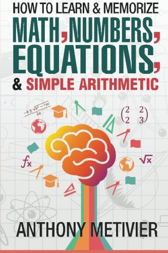 Memorize Numbers Equations Simple Arithmetic