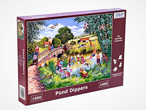The House of Puzzles 5060002005262 Jigsaw