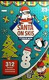 Christmas Holiday Sticker Book