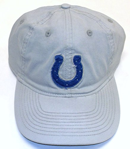 Indianapolis Colts Fitted  Slouch Retro Reebok Hat - L/XL
