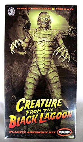 Review Moebius Creature from the