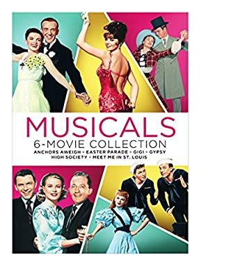 Musicals Collection (6pk)
