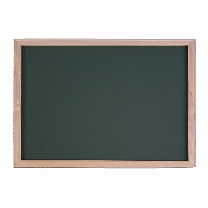 Amazon.com: Pizarras con marco de madera.: Office Products